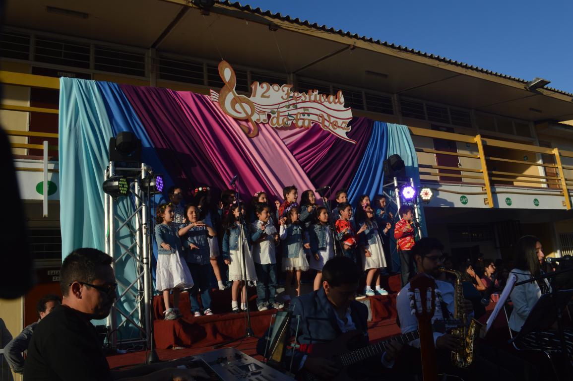 12° FESTIVAL DE LA VOZ