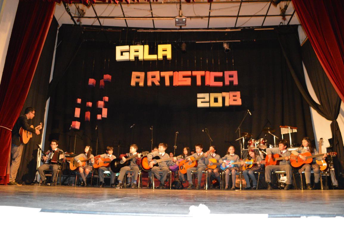 OCTAVA GALA ARTÍSTICA CULTURAL